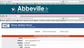 Abbeville w3c