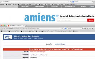 Amiens w3c