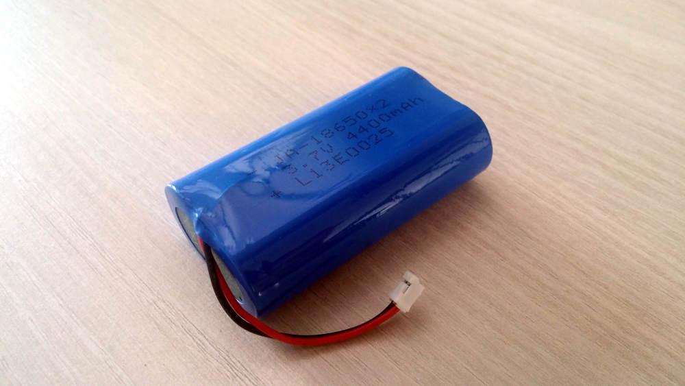 Batterie lipo 4400mah