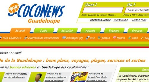 Coconews guadeloupe 1