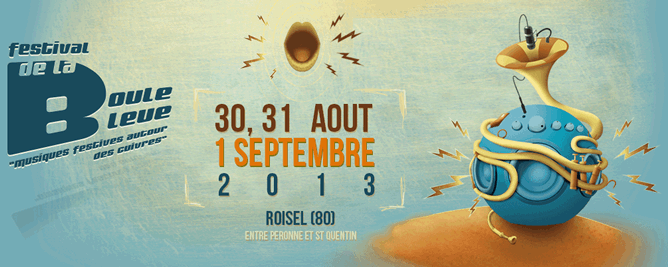 Festival de la Boule Bleue 2013