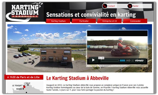 Karting Stadium
