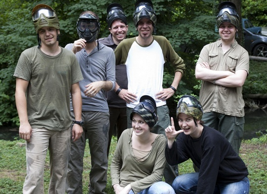 Paintball equipe1