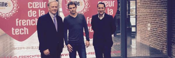 Visite Euratech à Lille