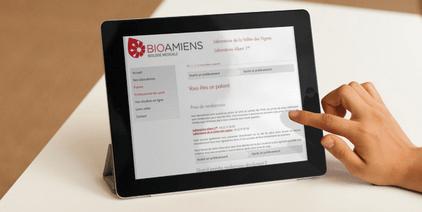 Bioamiens tablette