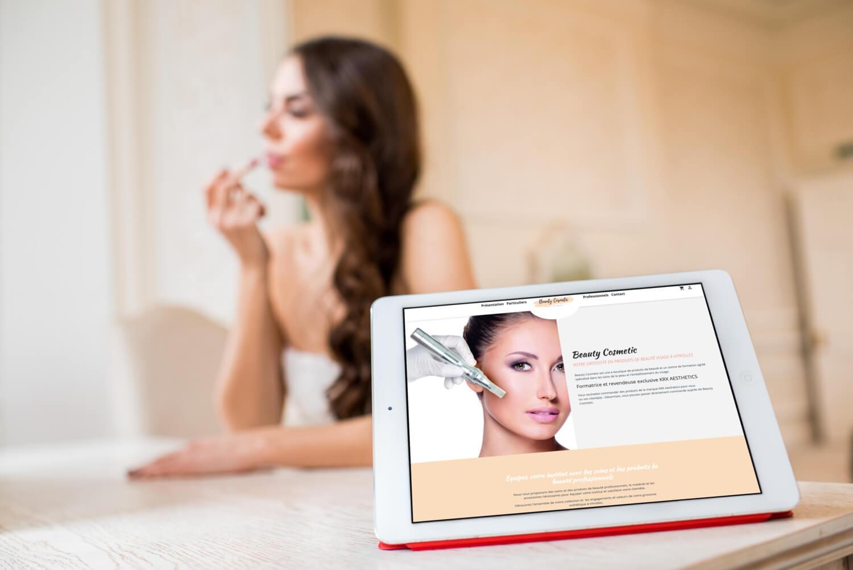 Boutique beautycosmetic