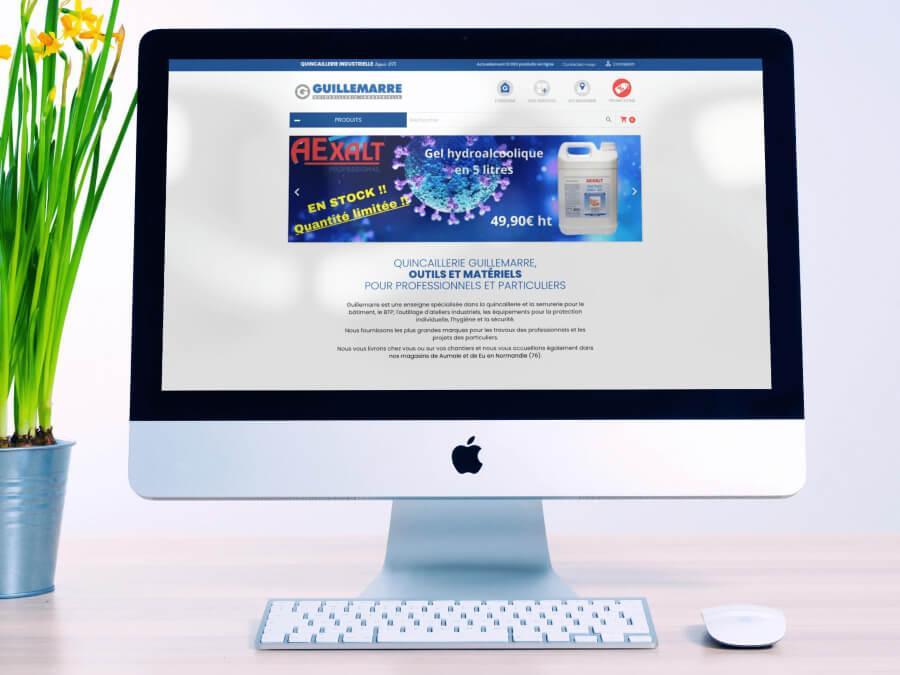 Boutique en ligne quincaillerie guillemarre