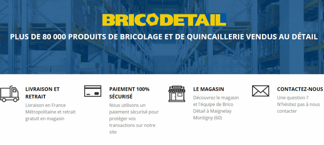 Brico detail e commerce 1