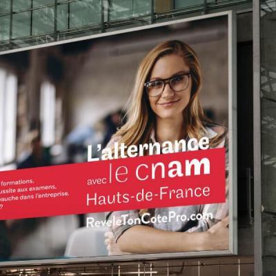 Campagne communication cnam