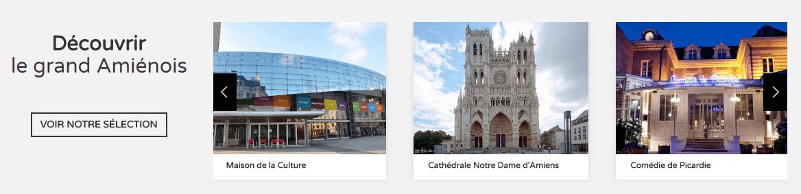 Découvrir Amiens et sa région