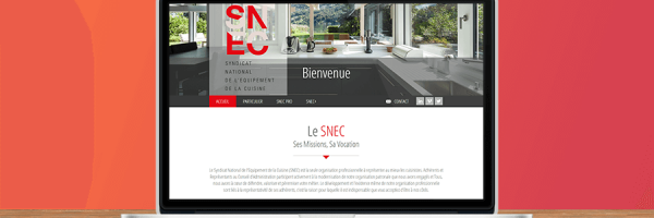 Creation site snec