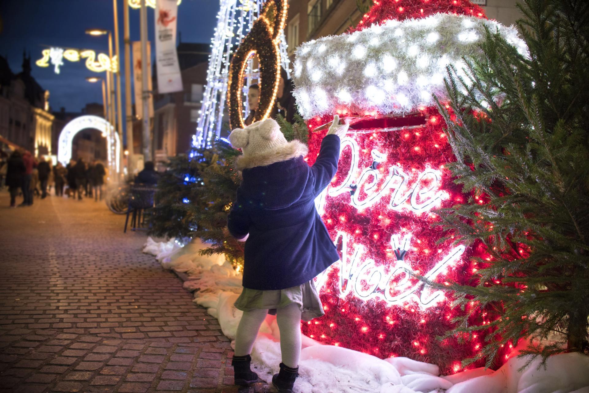 Photos Marché de Noël d'Amiens