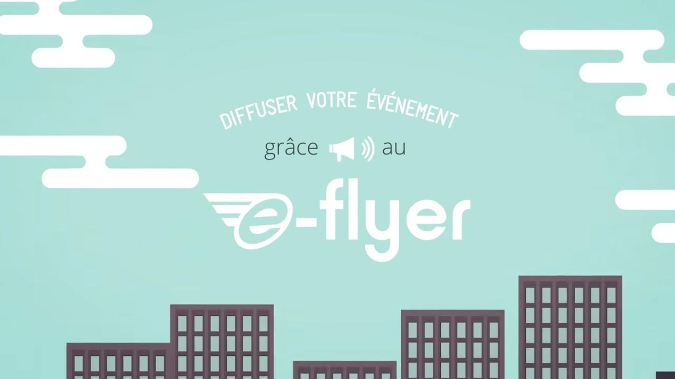 E-flyer Agenda Culturel