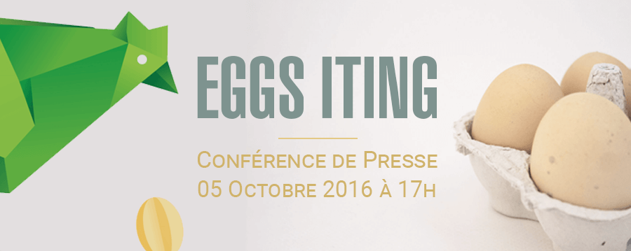 Eggs iting presse