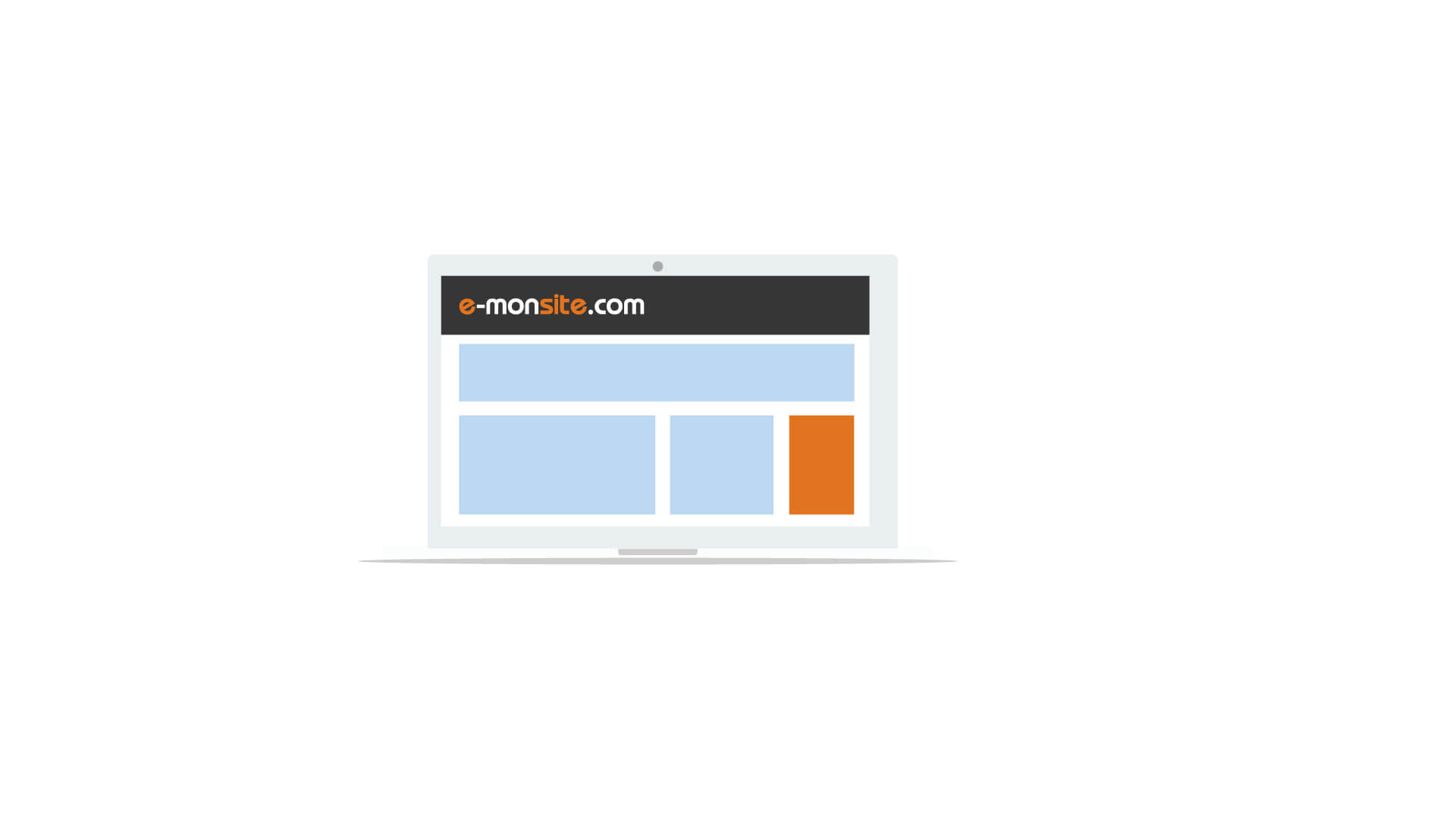 Webdesign e-monsite