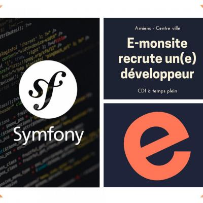Ems recrutement dev php