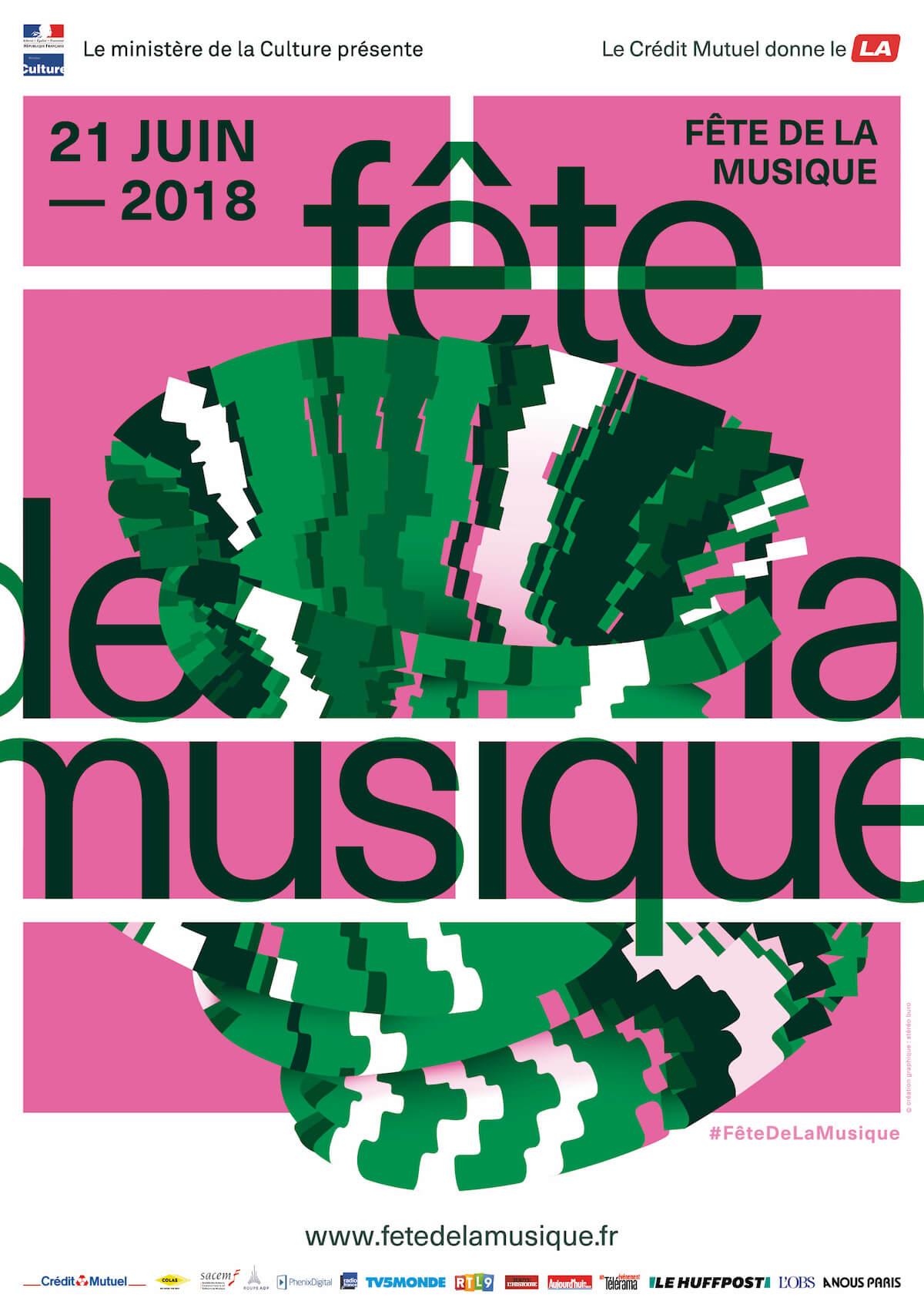 Fête de la Musique 2018 -  Stereo buro
