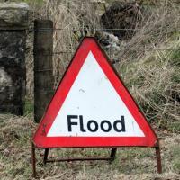 Alerter en cas de crue, inondation, débordrement