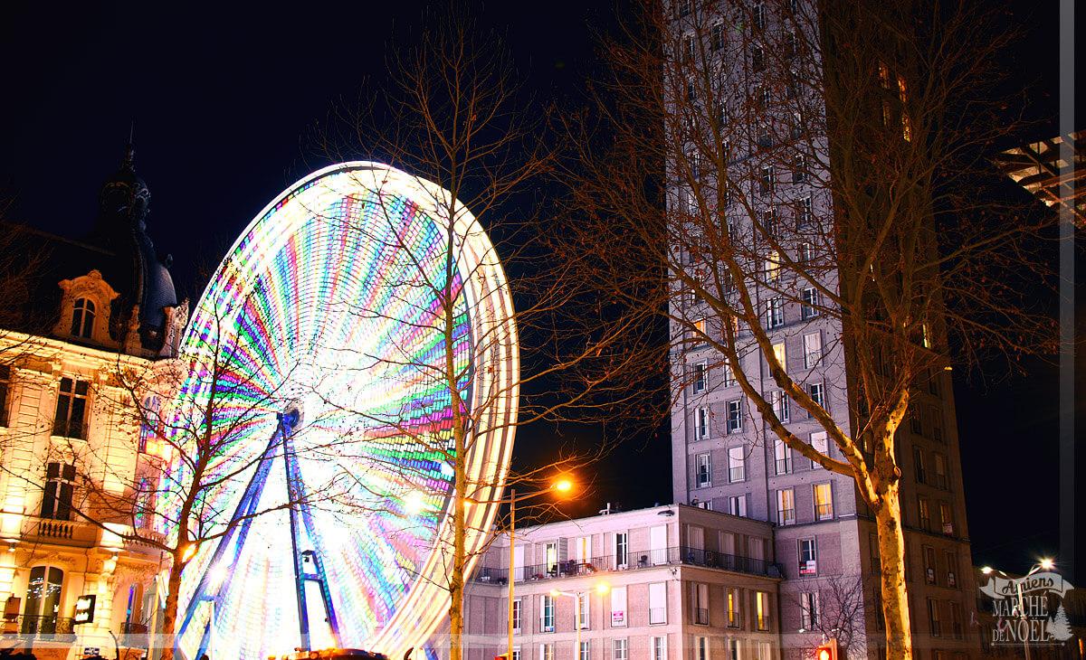 Grande Roue à Amiens 2018