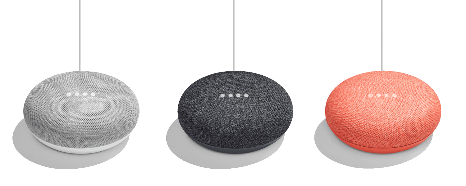 Google home e commerce