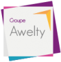 Logo groupe Awelty