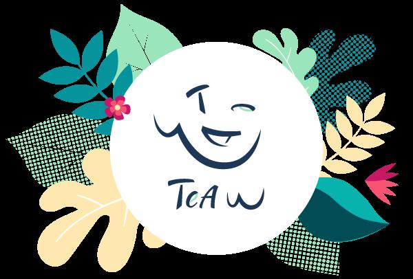 Logo tea w