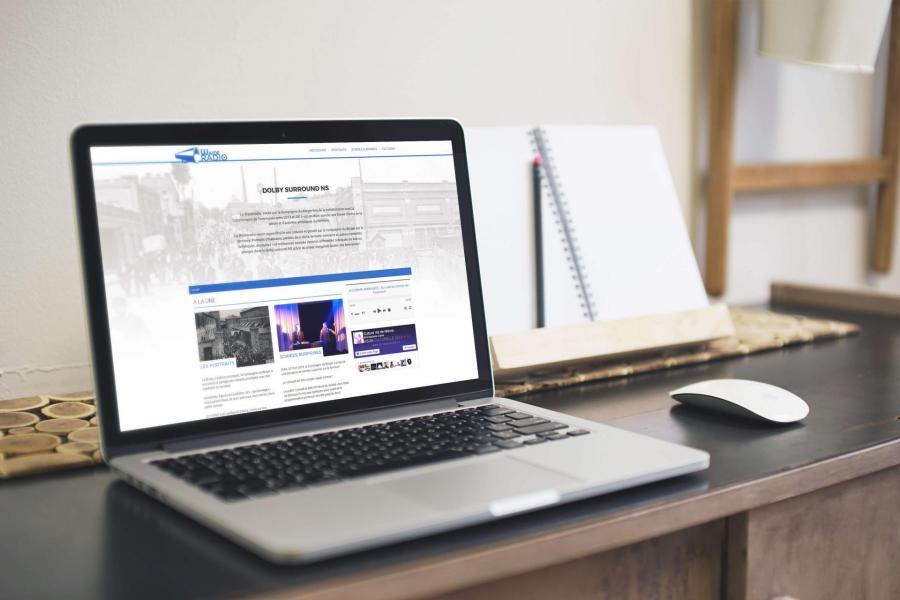Le site web de waideradio