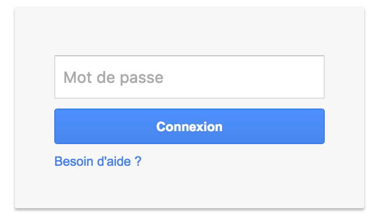 Propriété du compte Google Ads