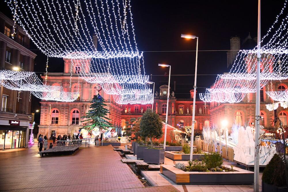 Centre Ville - Marché de Noël d'Amiens
