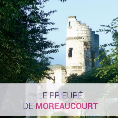 Plaquette communication prieure moreaucourt