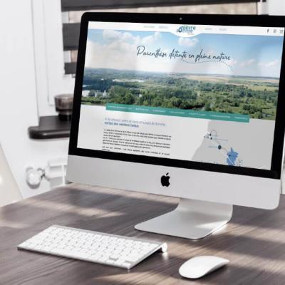 Refonte site web office tourisme nievre somme