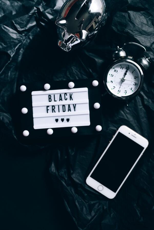 Reussir black friday
