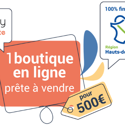 Site ecommerce hauts de france
