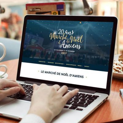 Site web marche noel amiens 2017