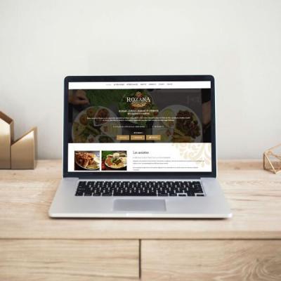 Site web rozana