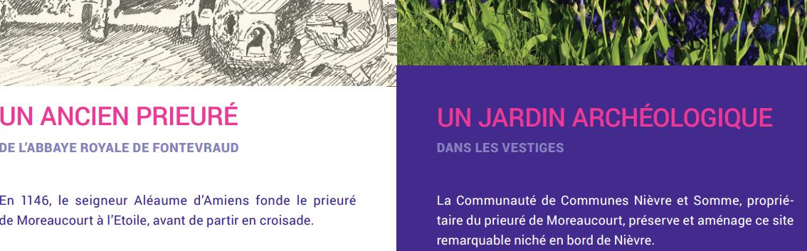 Support de communication de Moreaucourt