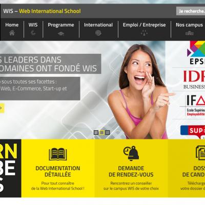 Wis école Internet à Amiens